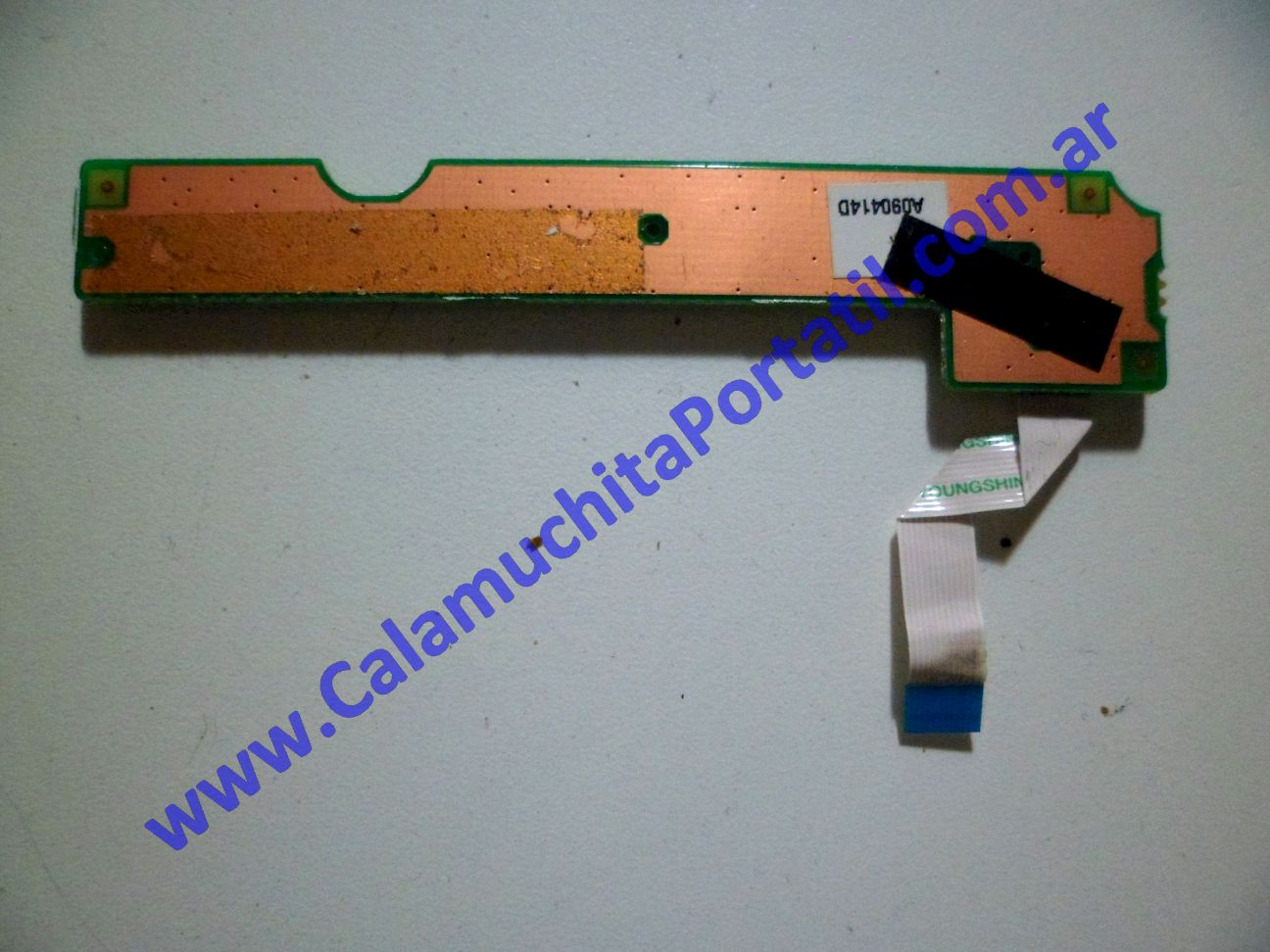 0131PAU Placa Auxiliar Toshiba Satellite L305D-S5934 / PSLC8U-03701Q