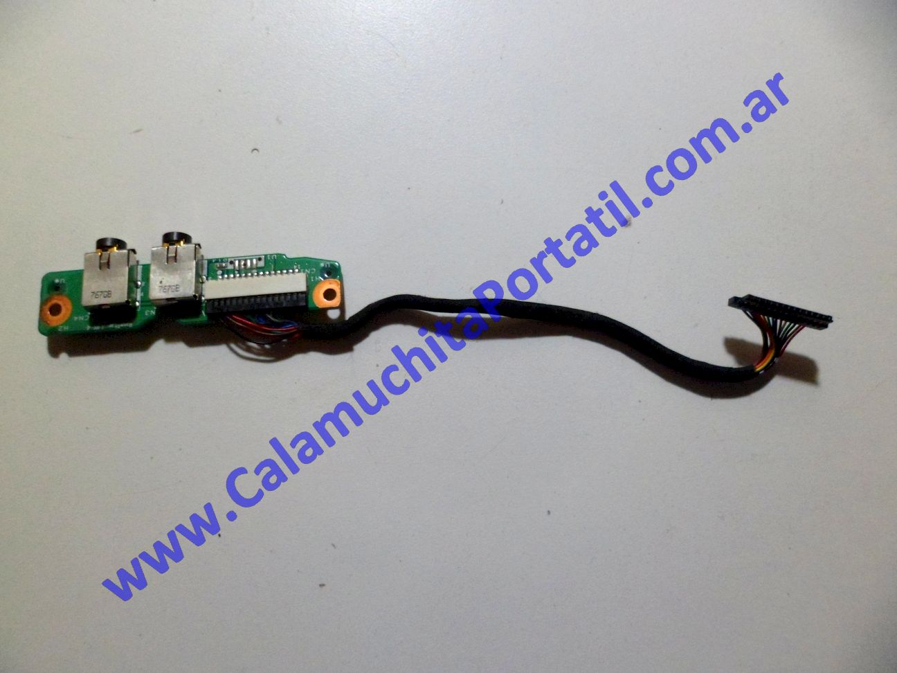 0132PSO Placa Sonido Compaq Presario F500 / F565LA