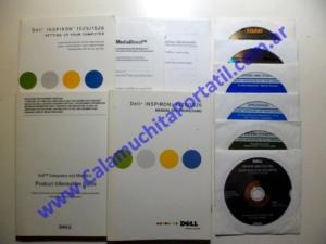 0139AMA Manual Dell Inspiron 1525 / PP29L