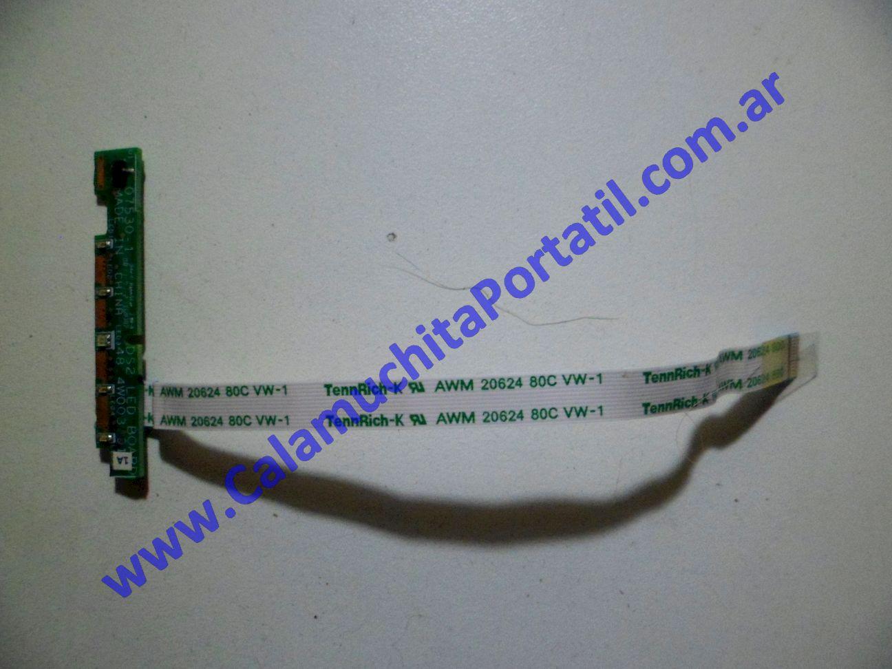 0139PLE Placa Leds Dell Inspiron 1525 / PP29L
