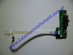 0139XIW Interruptor Wifi Dell Inspiron 1525 / PP29L