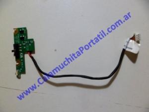 0141XIW Interruptor Wifi Compaq Presario V3500 / V3718LA