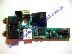 0142PSO Placa Sonido Hewlett Packard HP 2133