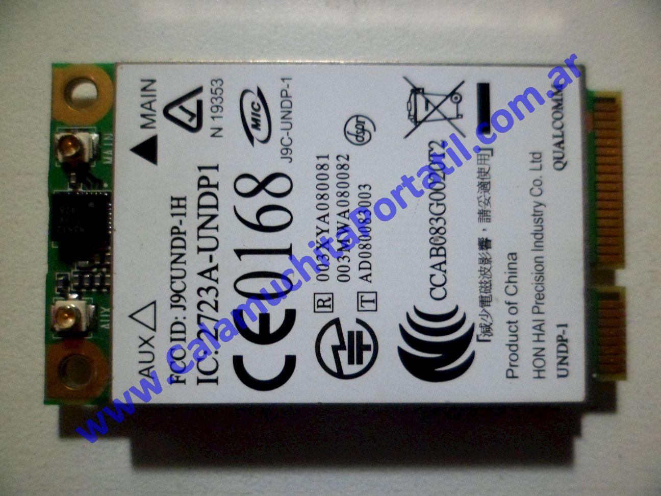 0148PWA Placa Wan Hewlett Packard Mini 110-1050la