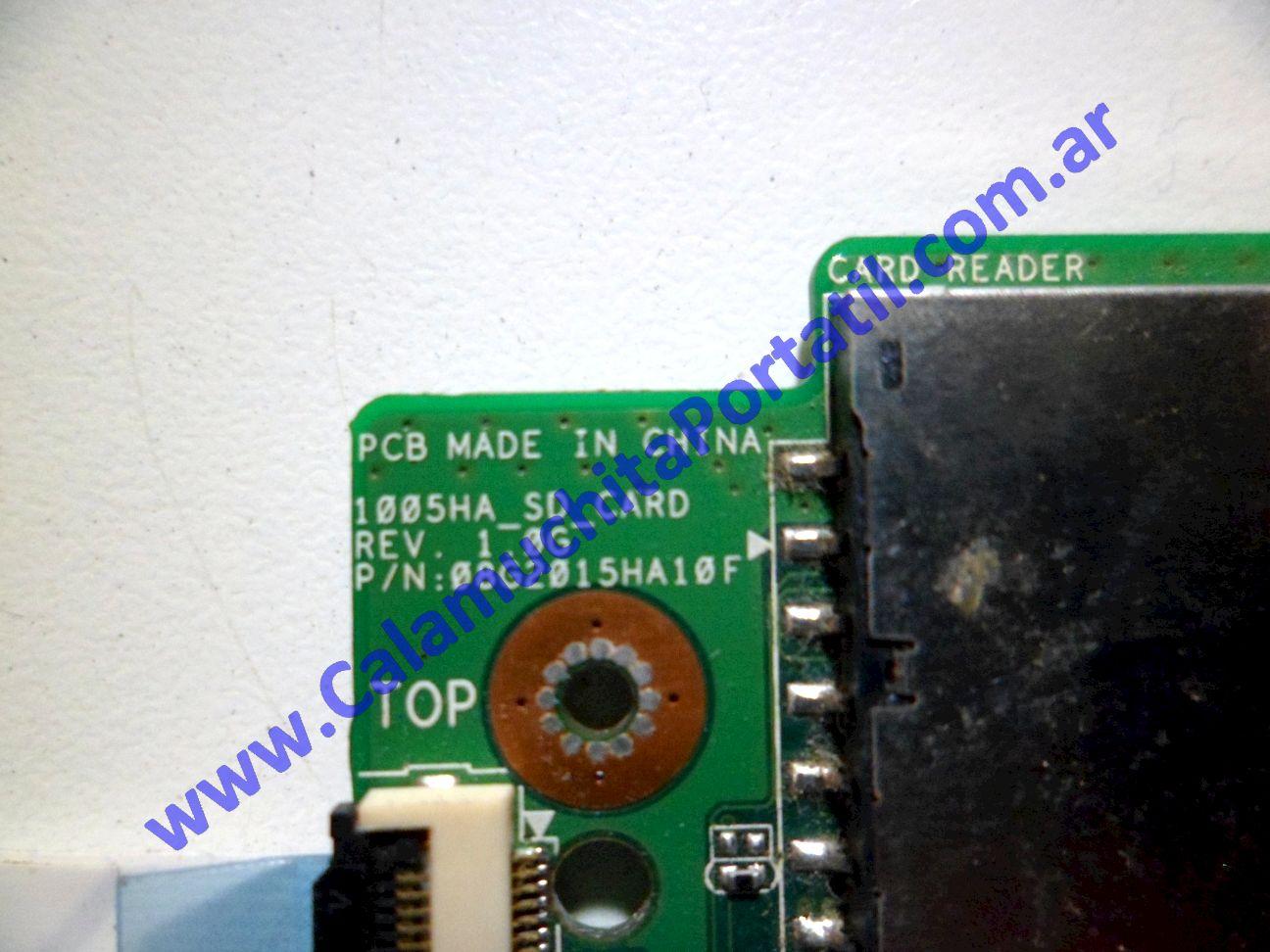 0150PLE Placa Leds Asus Eee PC 1005HA