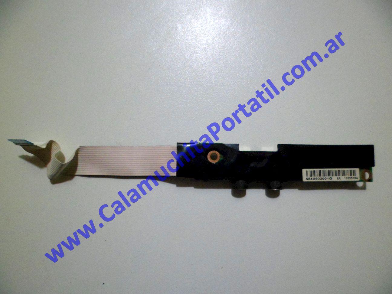 0162PSO Placa Sonido Compaq Presario V3500 / V3718LA