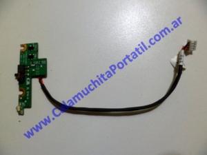 0162XIW Interruptor Wifi Compaq Presario V3500 / V3718LA