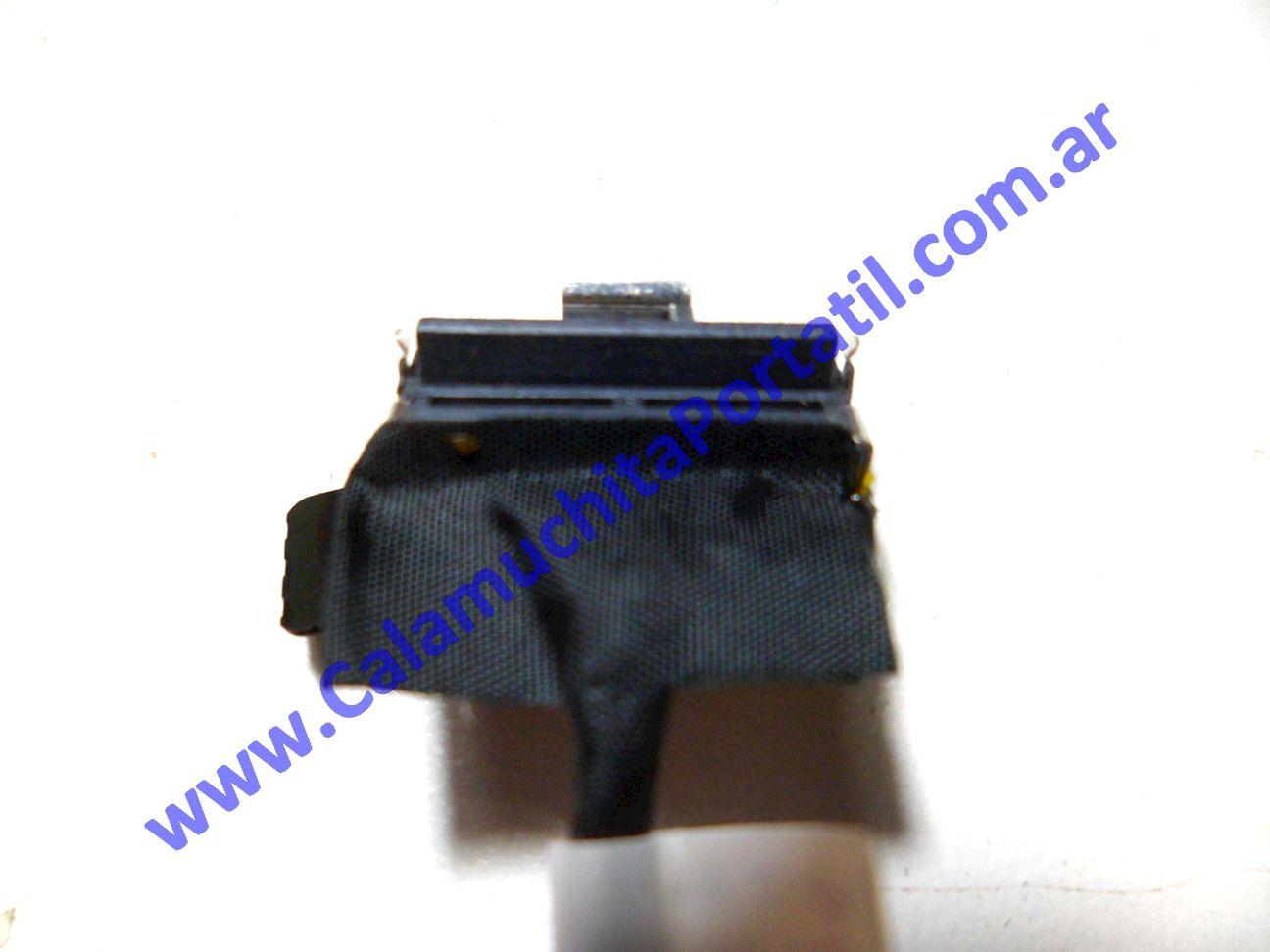 0163JRI Conector Rígido Compaq Presario CQ57-311SS