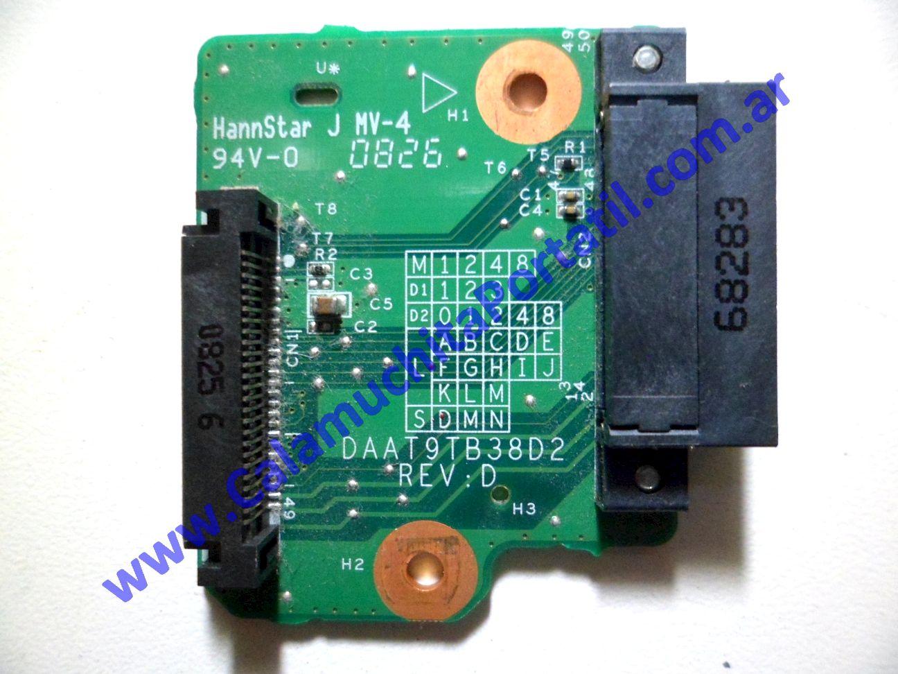 0165JOP Conector Optico Hewlett Packard Pavilion DV9000 / DV9913CL