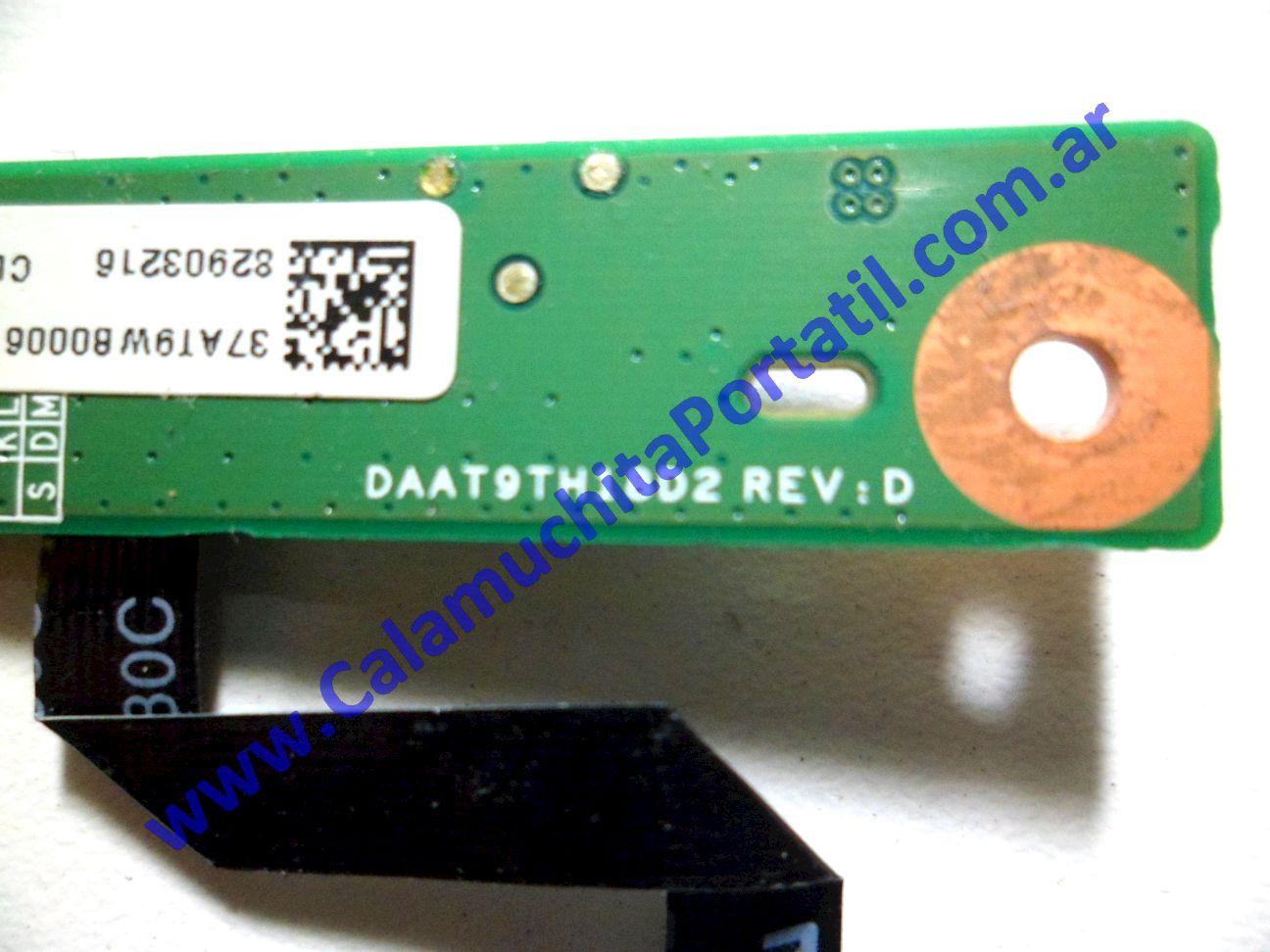 0165XIW Interruptor Wifi Hewlett Packard Pavilion DV9000 / DV9913CL