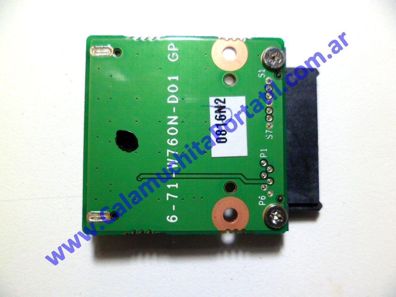 0167JOP Conector Optico Banghó B-763XS