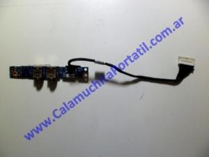 0168PSO Placa Sonido Compaq Presario CQ40-505la