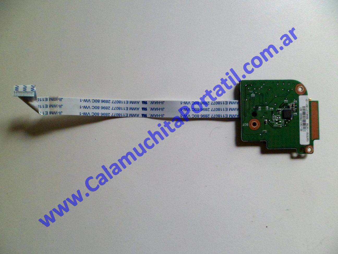 0172PLE Placa Leds Asus Eee PC 1005PE