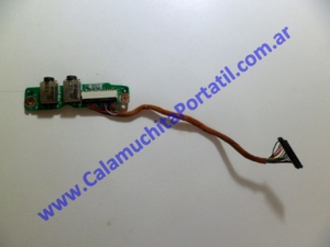0183PSO Placa Sonido Compaq Presario F700 / F755LA