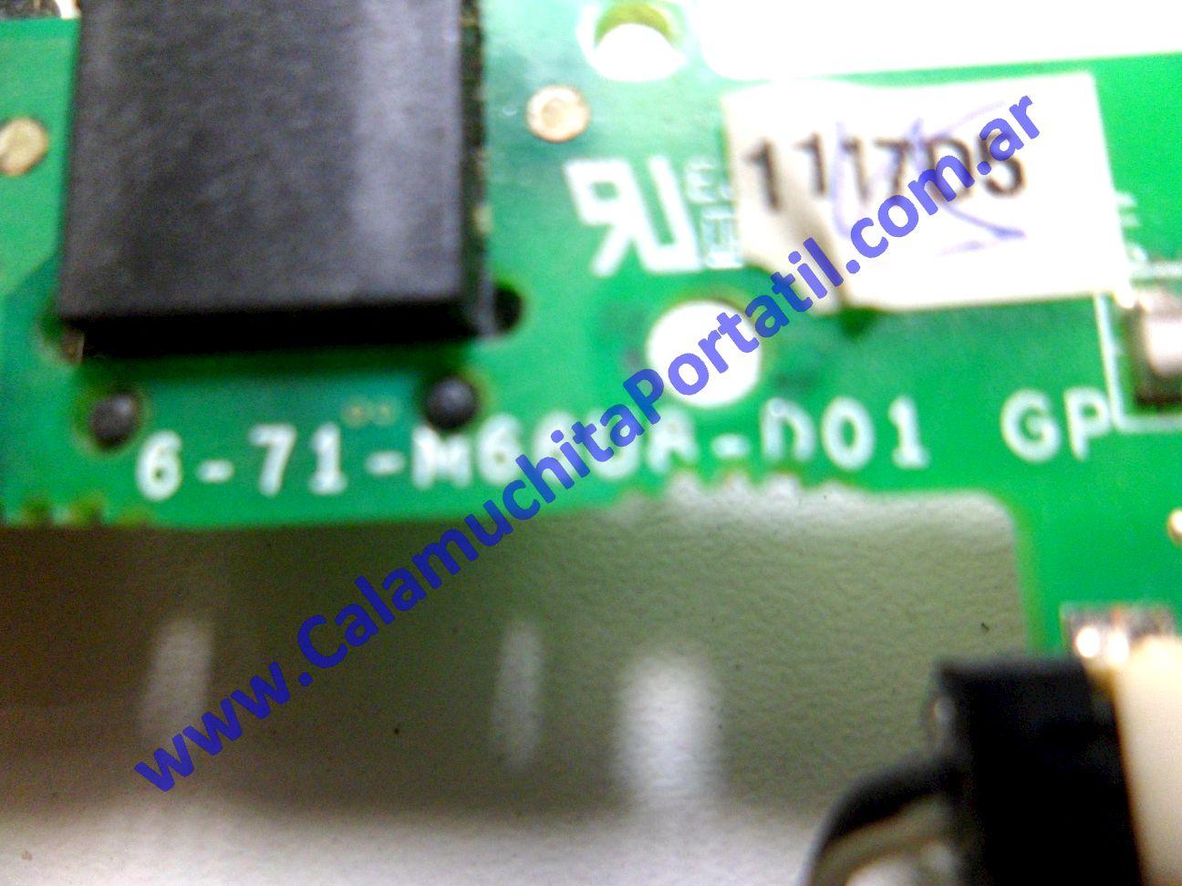 0189PSO Placa Sonido Banghó M66SRU