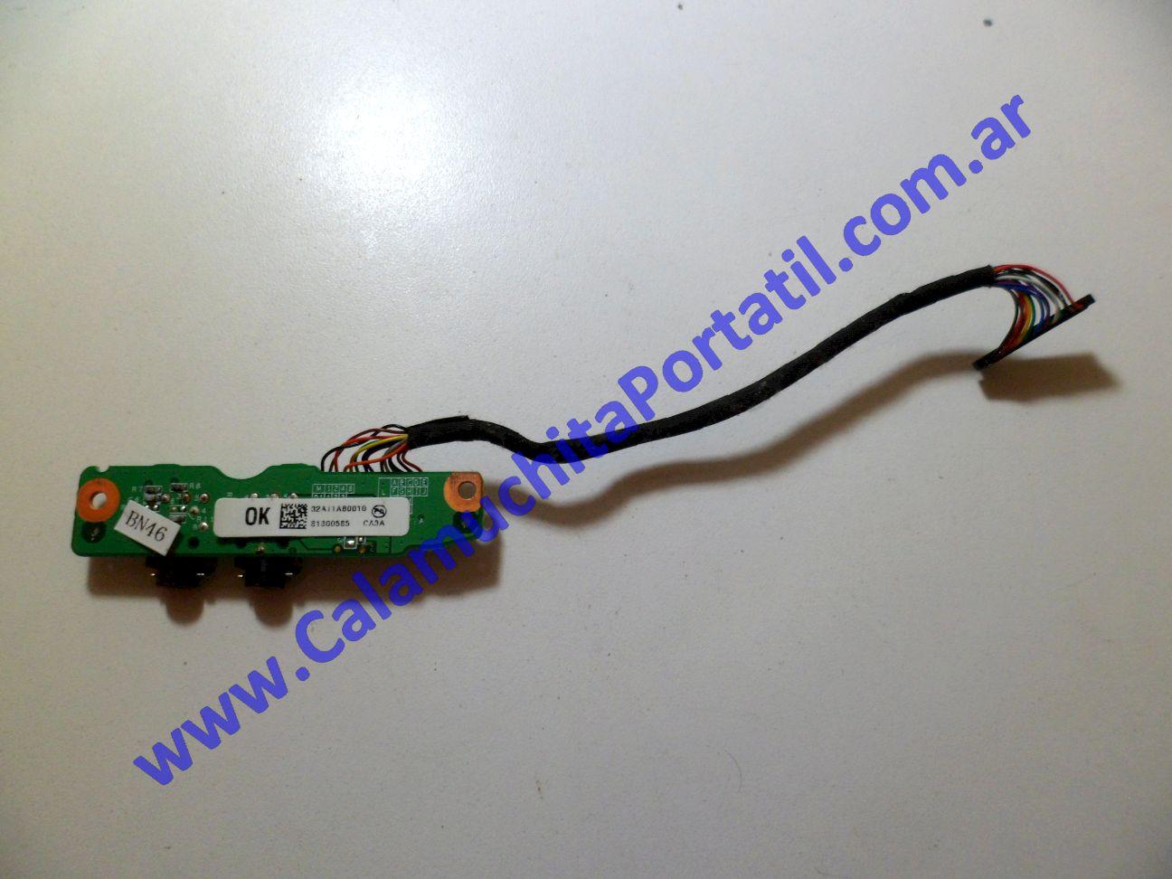 0204PSO Placa Sonido Compaq Presario F700 / F755LA