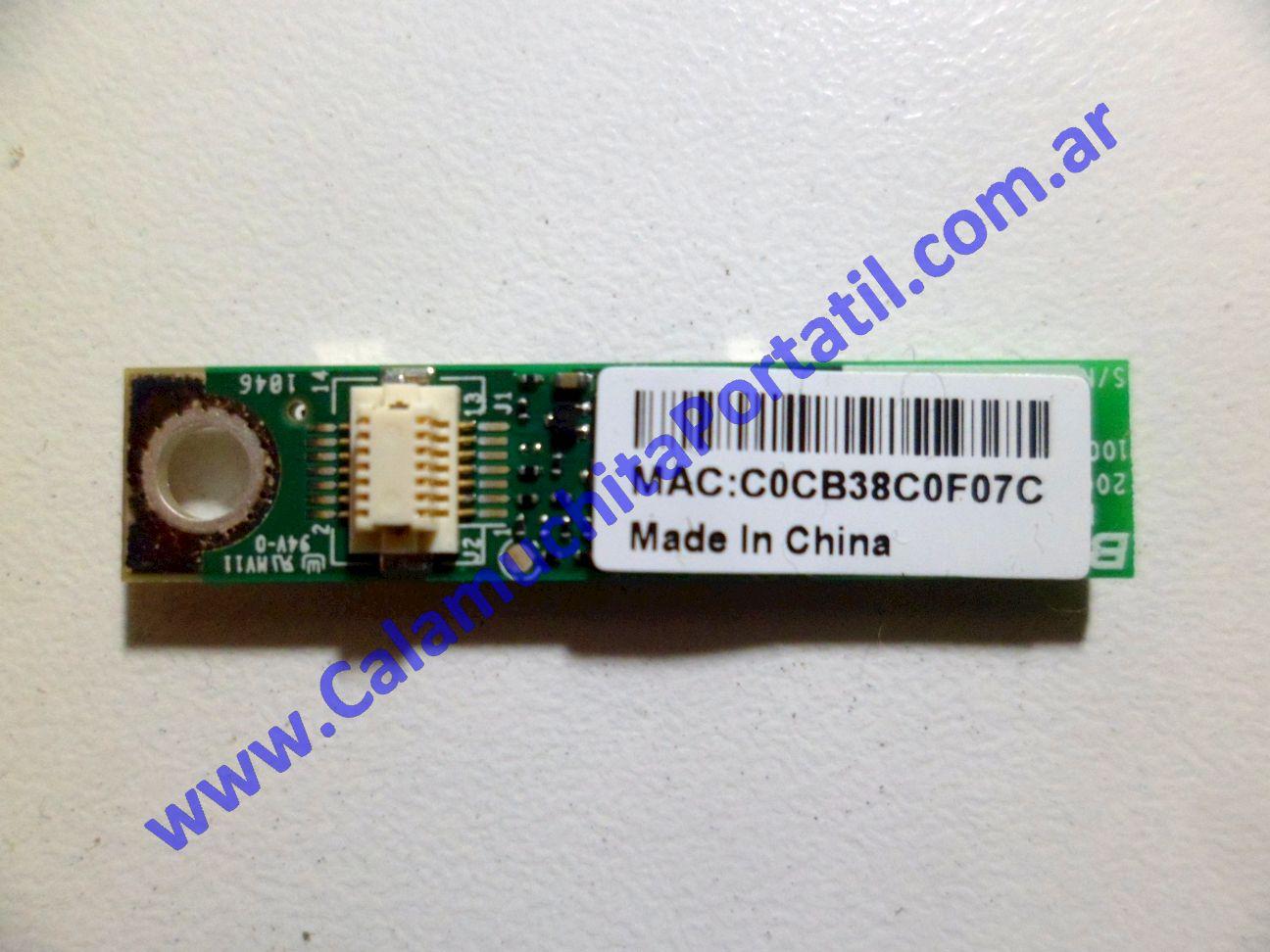 0209PBL Placa Bluetooth Dell Inspiron M5030 / P07F