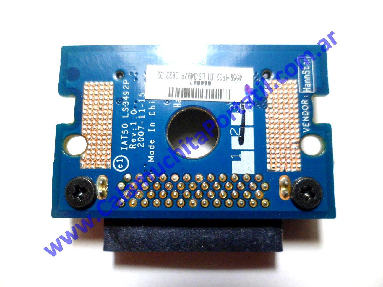 0213JOP Conector Optico Hewlett Packard HP 530 / FH540AA#ABM