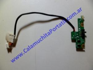 0216XIW Interruptor Wifi Compaq Presario V3500 / V3918LA