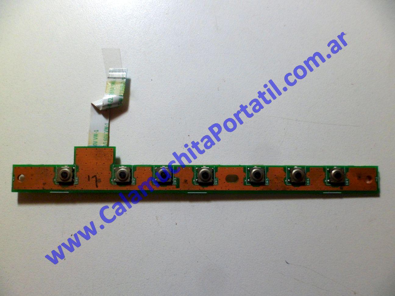 0217PAU Placa Auxiliar Acer Extensa 5620Z / 5620-4025