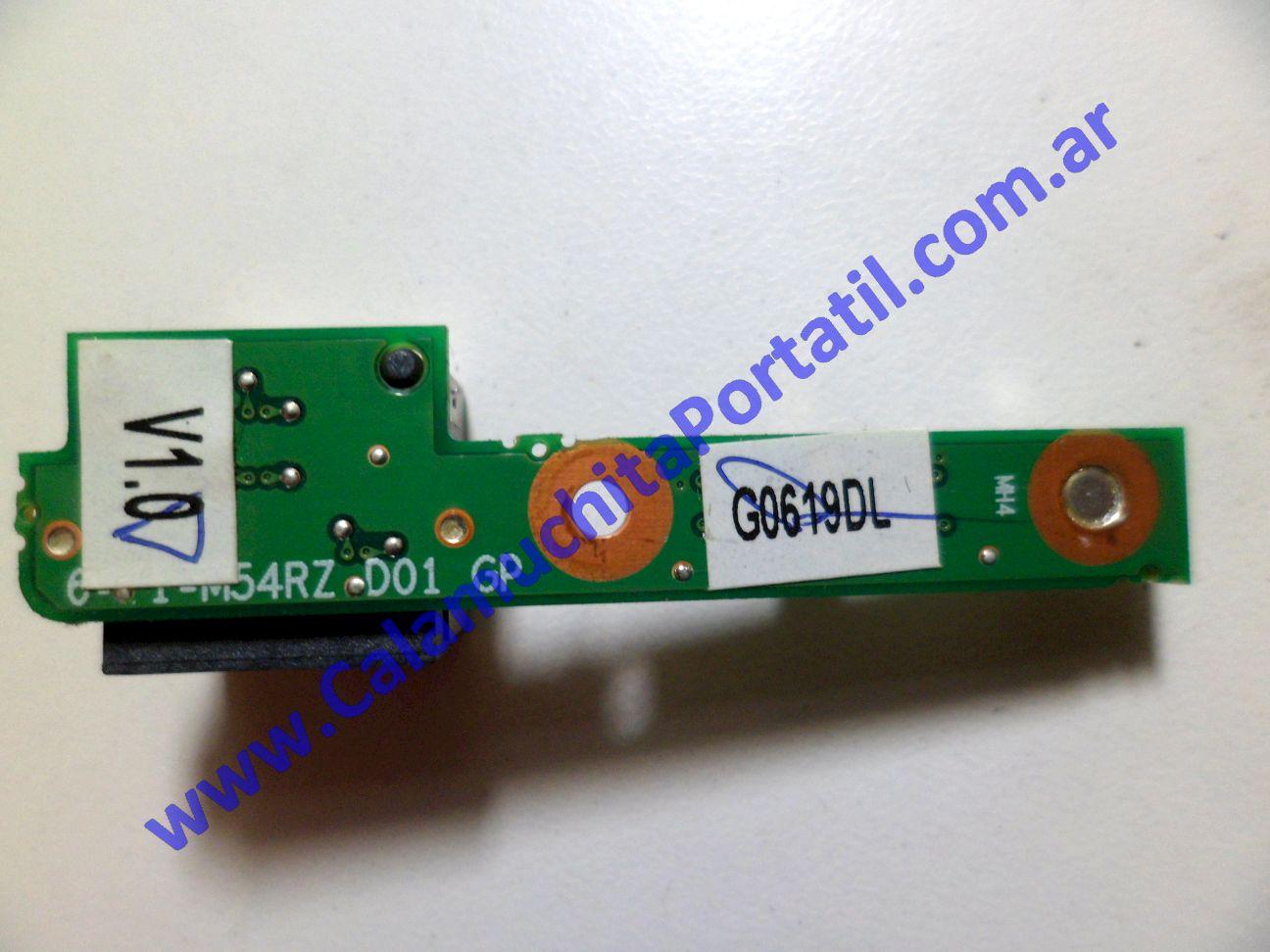 0219JLA Conector Lan Banghó M548SS