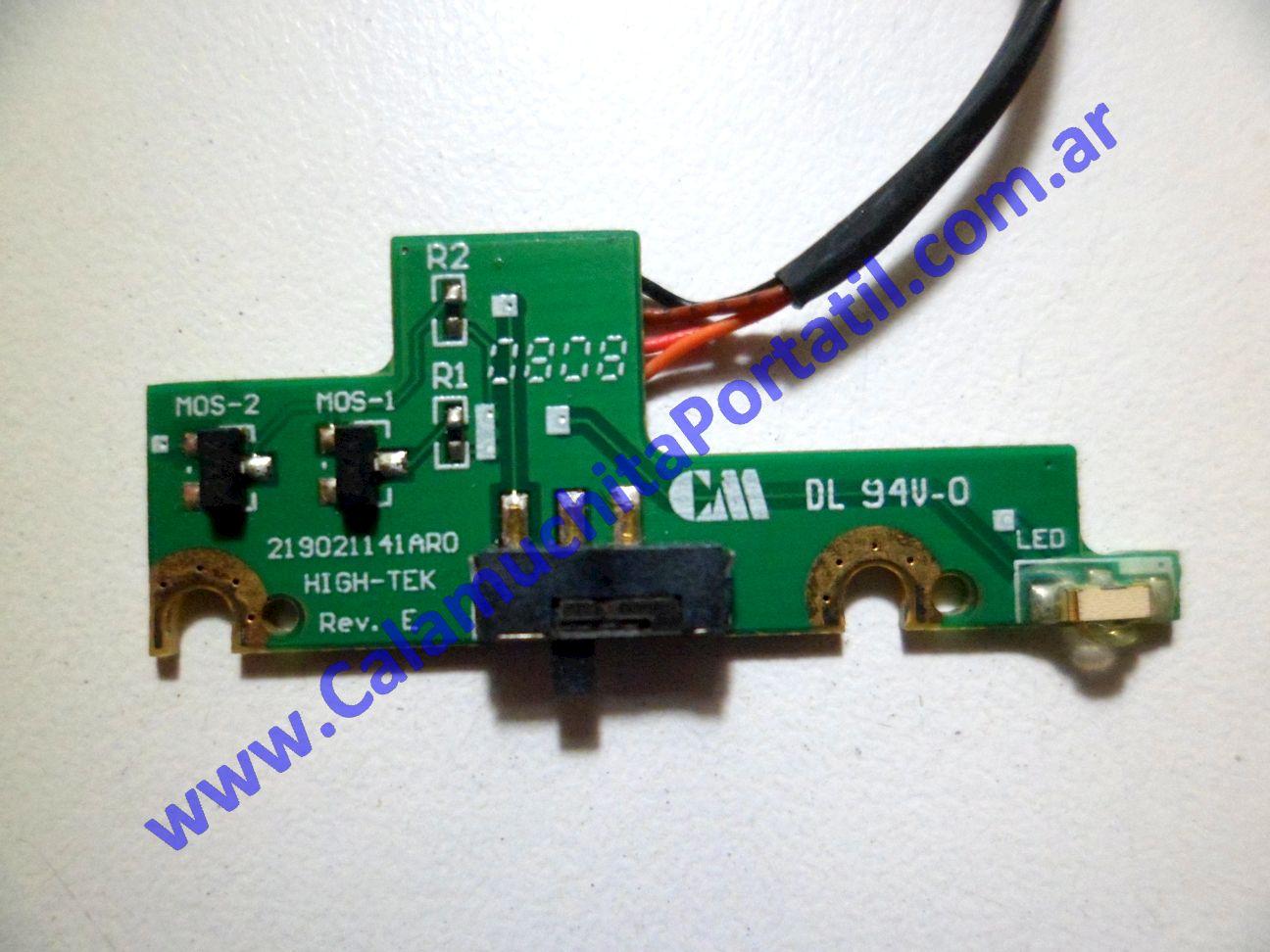 0233XIW Interruptor Wifi Compaq Presario V3500 / V3614LA