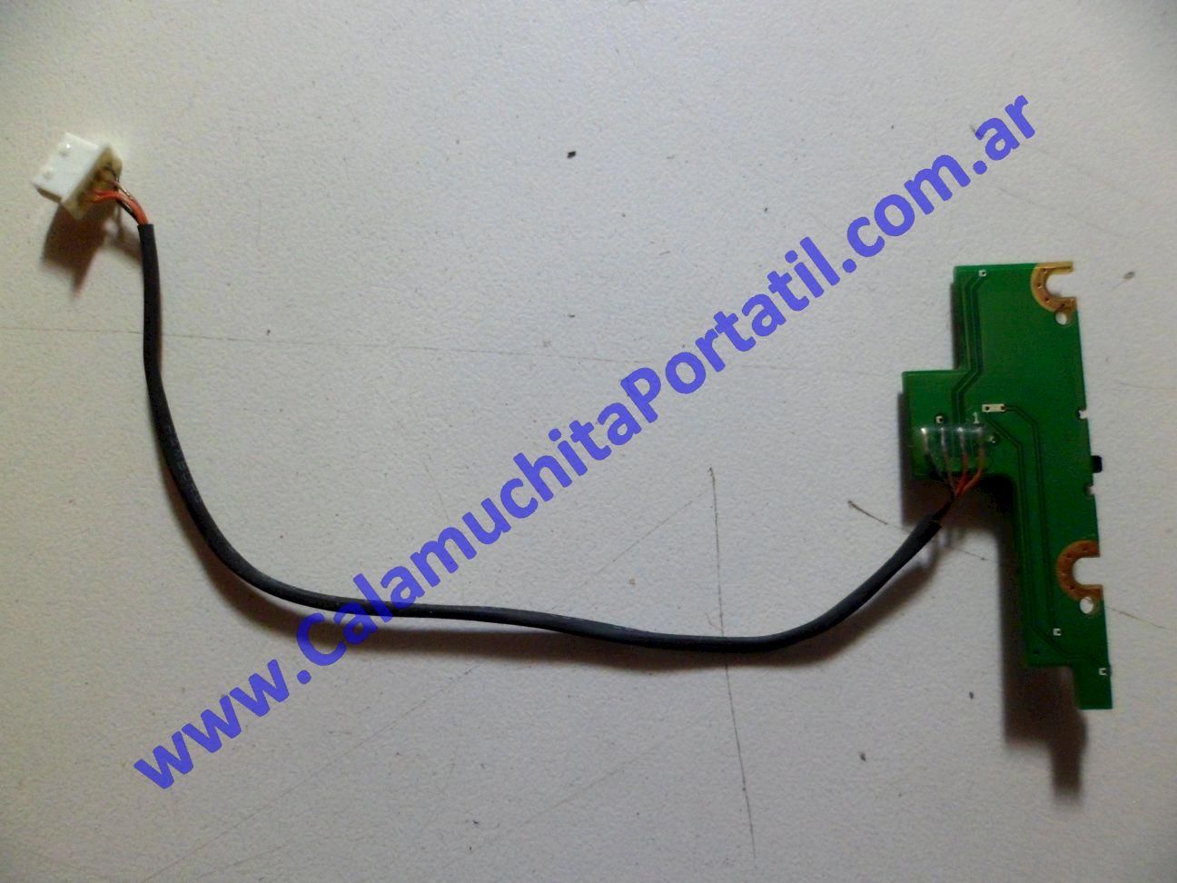 0235XIW Interruptor Wifi Compaq Presario V3000 / V3117LA