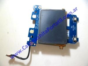 0236CTO Carcasas Touchpad Dell Latitude D610
