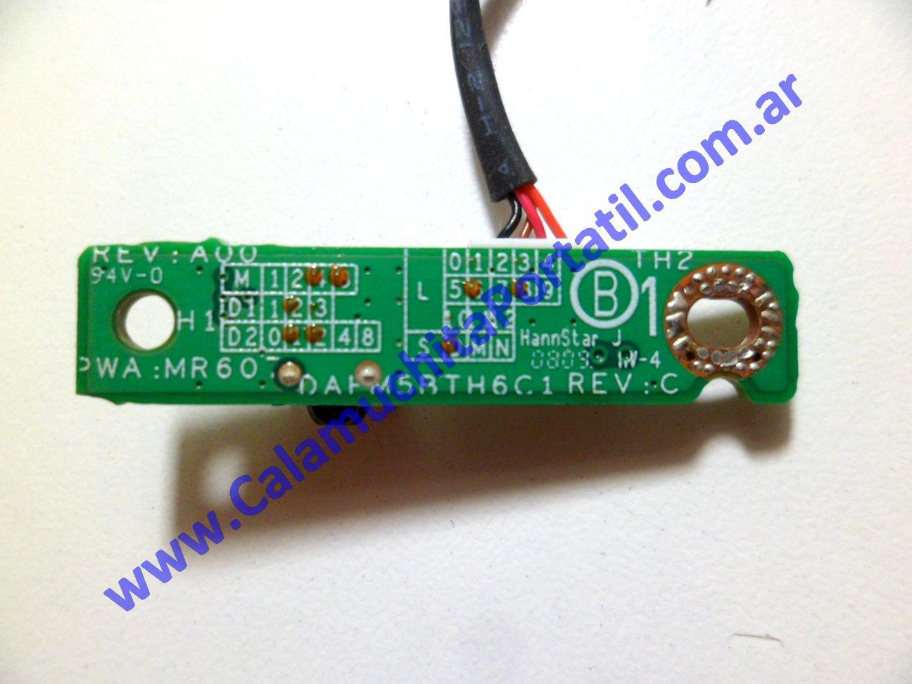 0240POT Placa Otra Dell Vostro 1700 / PP22X