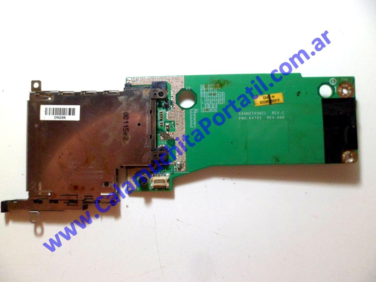 0240PPC Placa PCMCIA Dell Vostro 1700 / PP22X