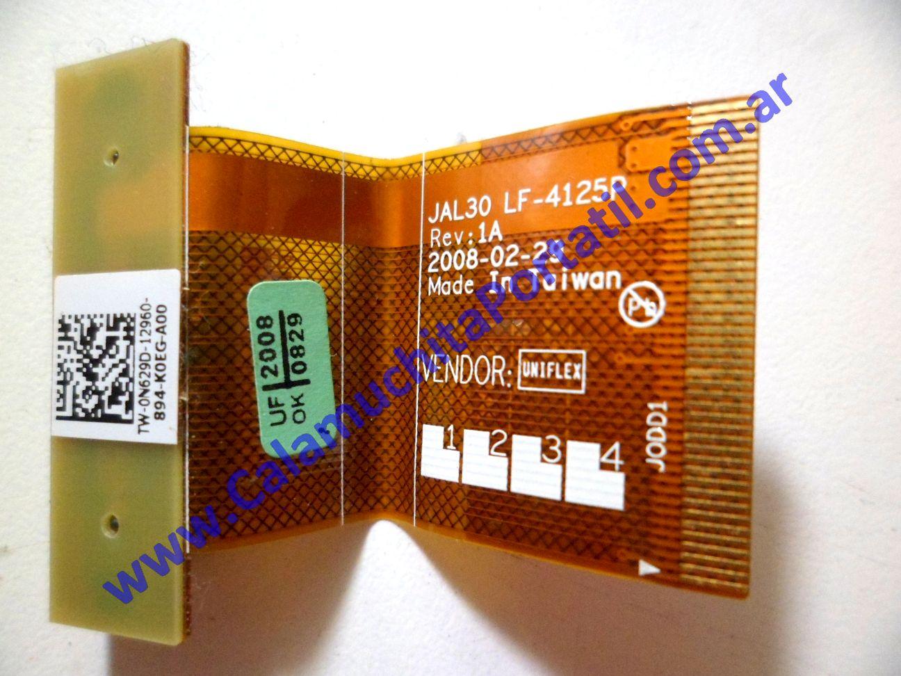 0241JOP Conector Optico Dell Vostro 1510 / PP36X