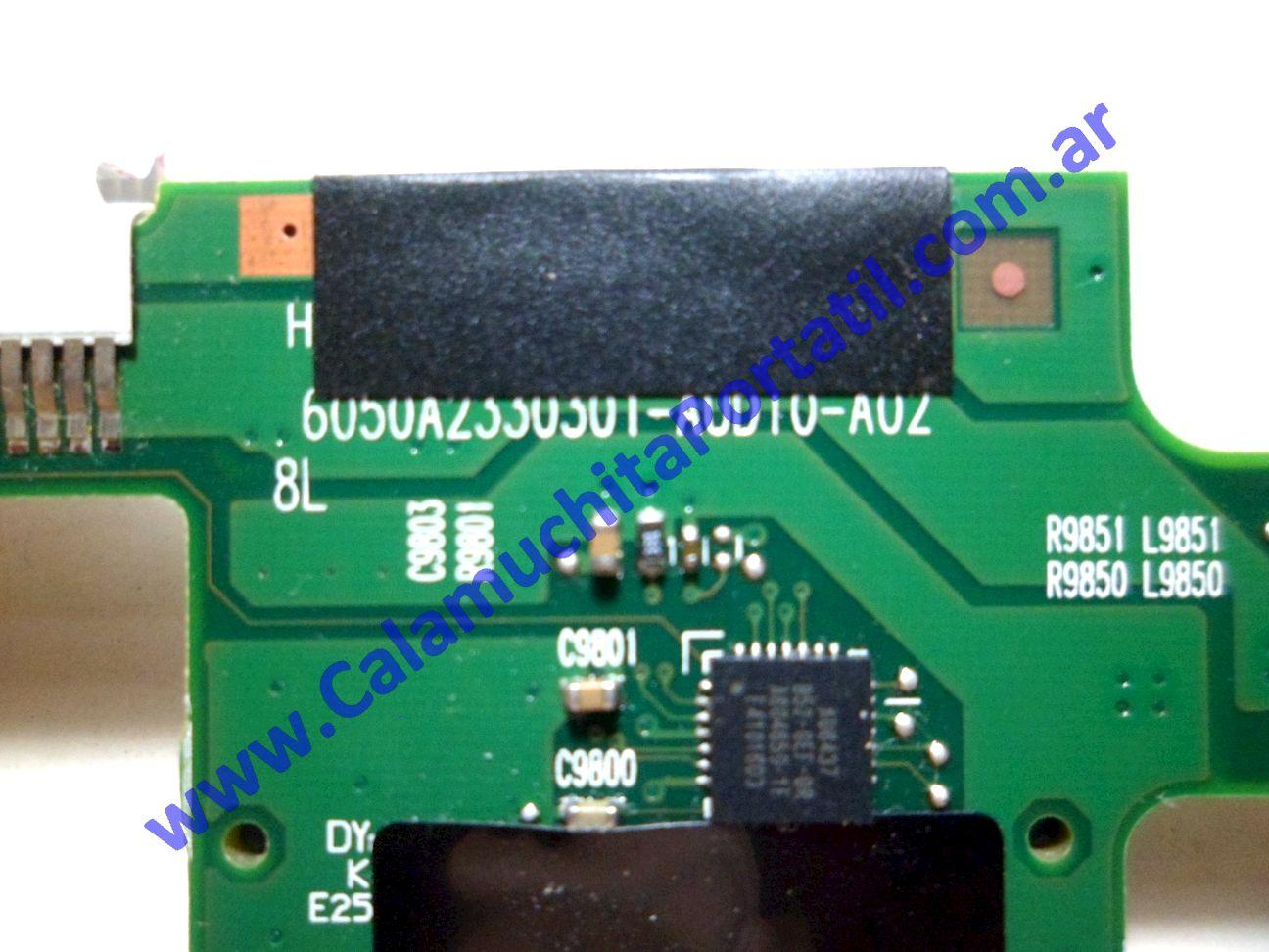 0248PCR Placa CardReader Hewlett Packard HP 420 / WU758LA#AC8