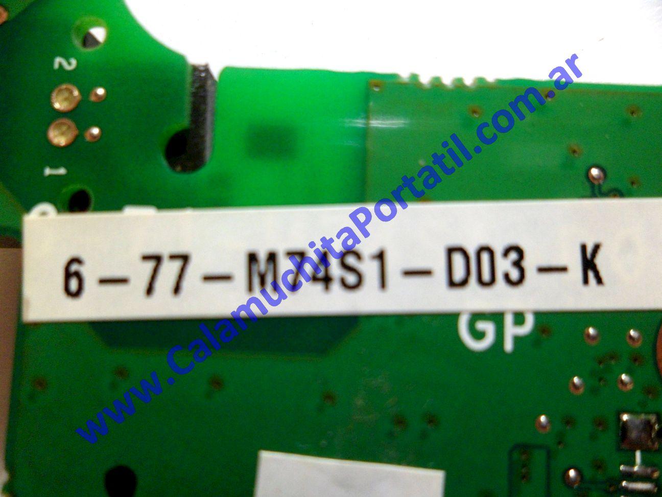 0261POT Placa Otra Banghó B-763XK