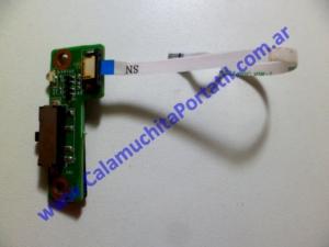 0263XIW Interruptor Wifi Dell Inspiron 1525 / PP29L