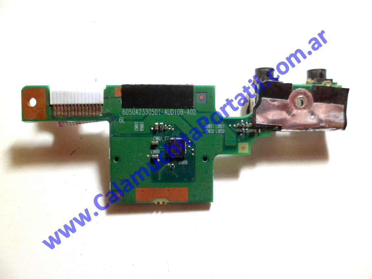 0264PCR Placa CardReader Hewlett Packard HP 425 / XL407LT#ABM