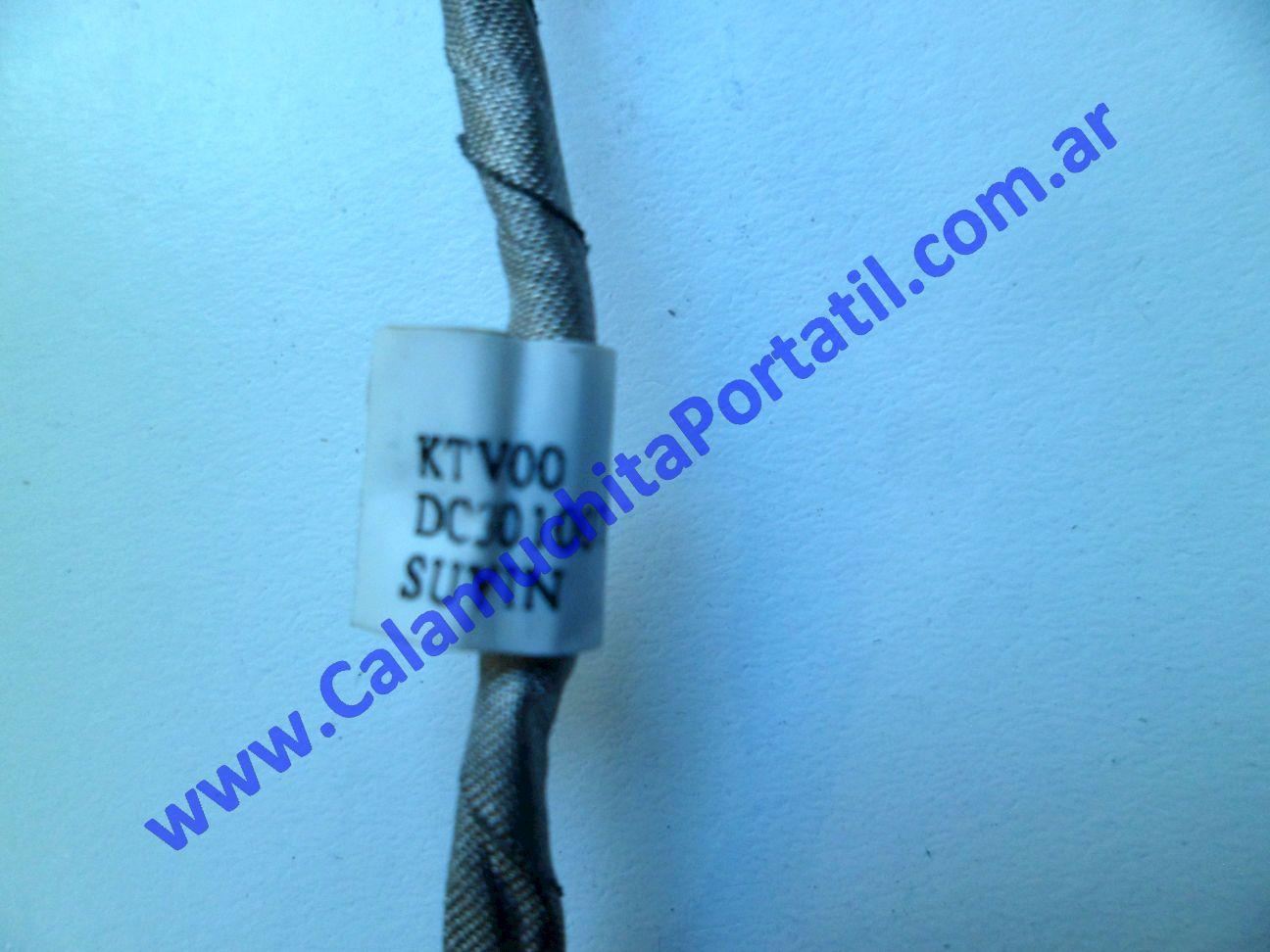 0277JVI Conector Video BenQ Joybook Lite U102 Series / DH1000