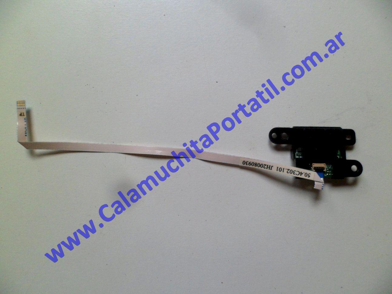 0283PFP Placa FingerPrint Dell XPS M1330 / PP25L