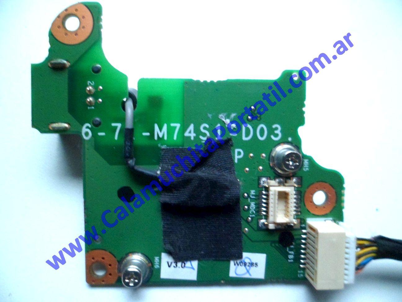 0293POT Placa Otra Banghó Futura 1500 K12-F / M76X0S