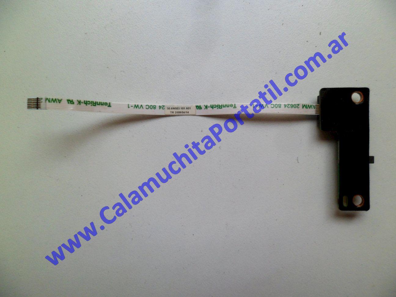 0301XIW Interruptor Wifi Dell Inspiron 1525 / PP29L
