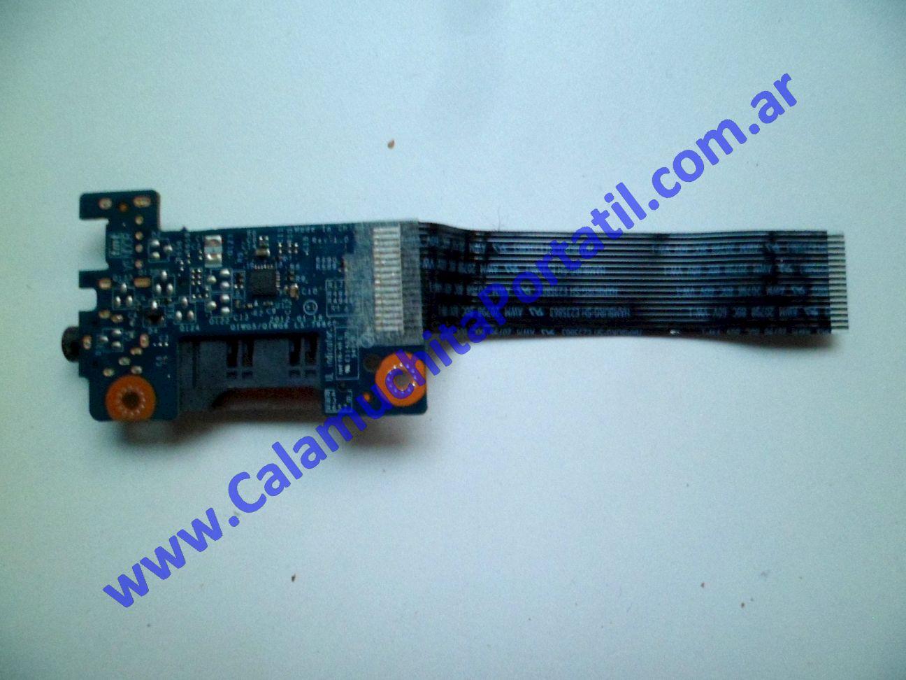 0315PCR Placa CardReader Lenovo G480 / 20149