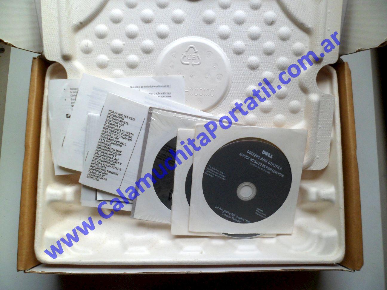 0323ACA Caja Dell Inspiron Mini 10 D50