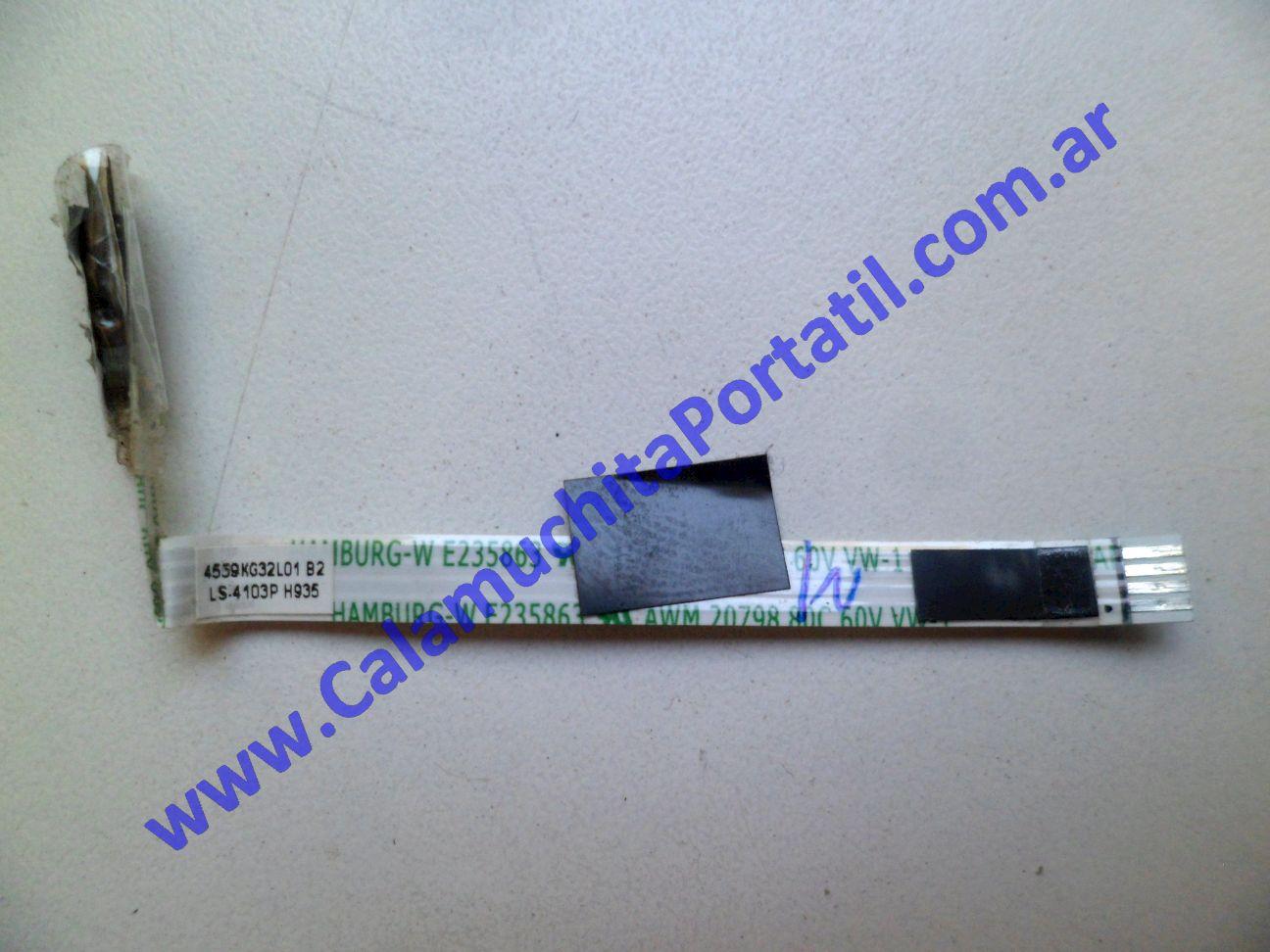 0330XID Interruptor Display Hewlett Packard Pavilion dv4-2013la / VS604LA#AC8