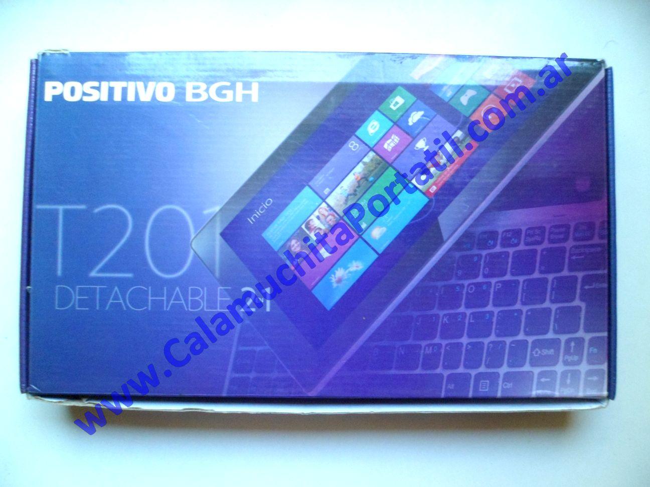 0336ACA Caja Positivo BGH T201