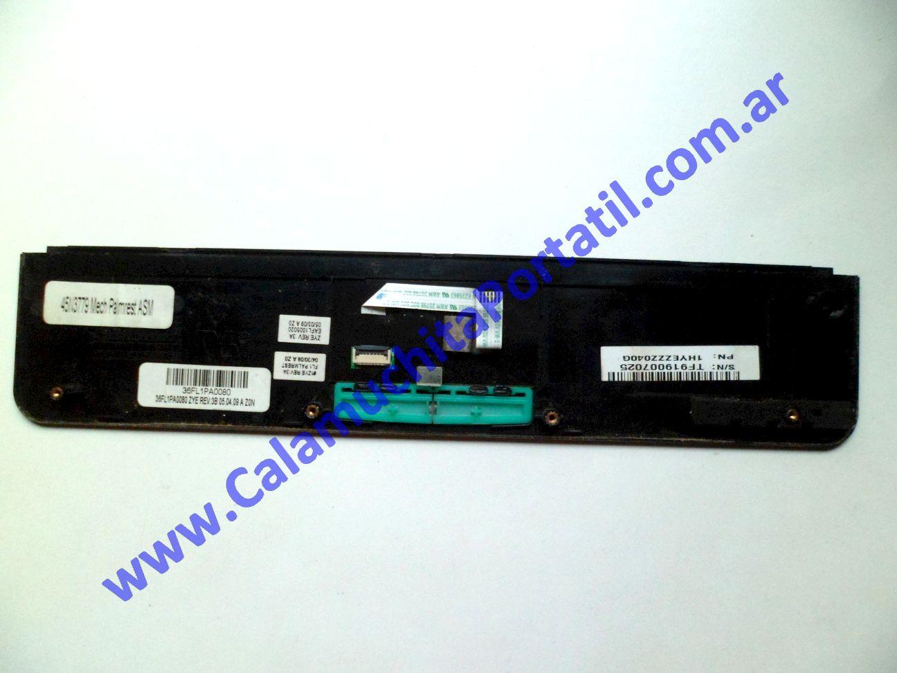 0345CTO Carcasas Touchpad Lenovo S10e / 4068