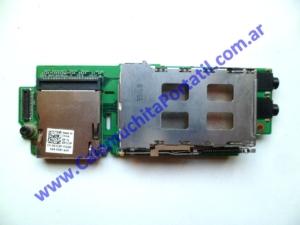 0378PCR Placa CardReader Dell Inspiron 1440 / PP42L