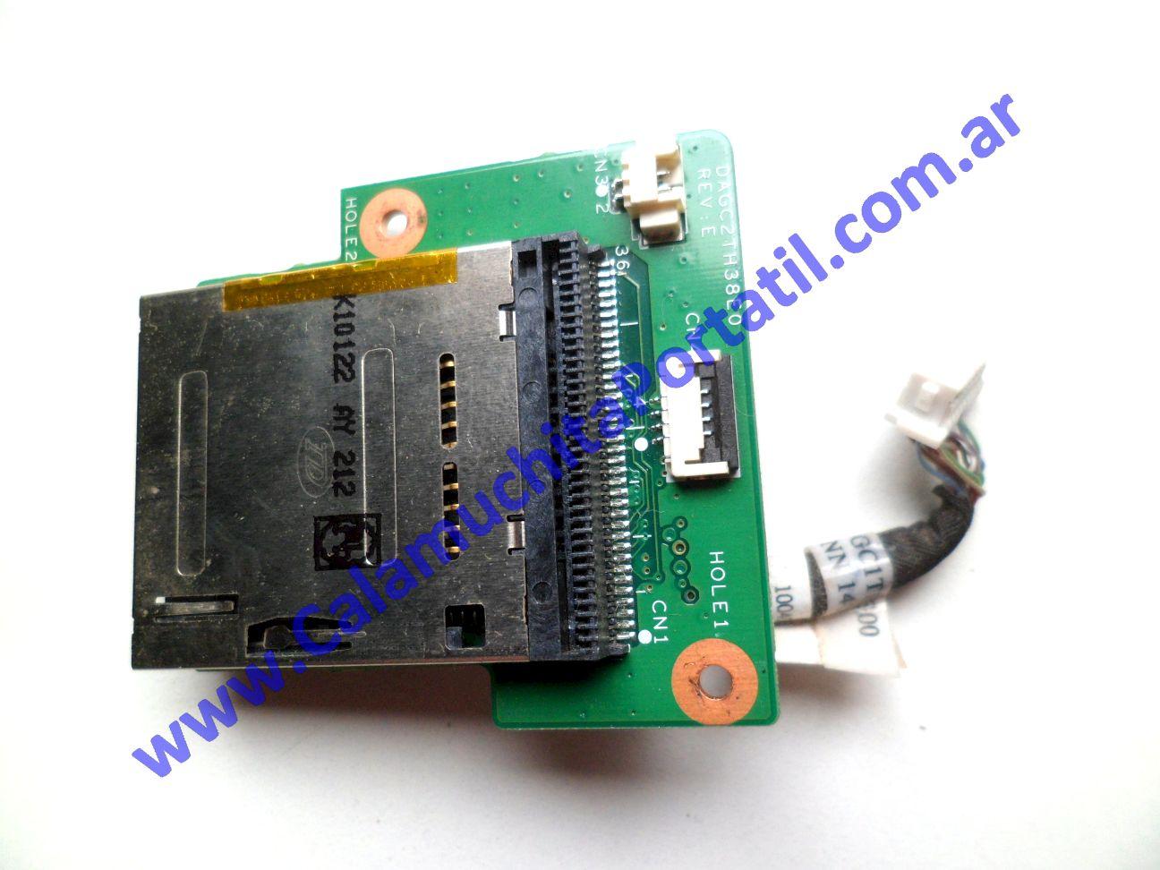 0390PCR Placa CardReader Lenovo Thinkpad SL410 / 2842-A57 / 60Y4204