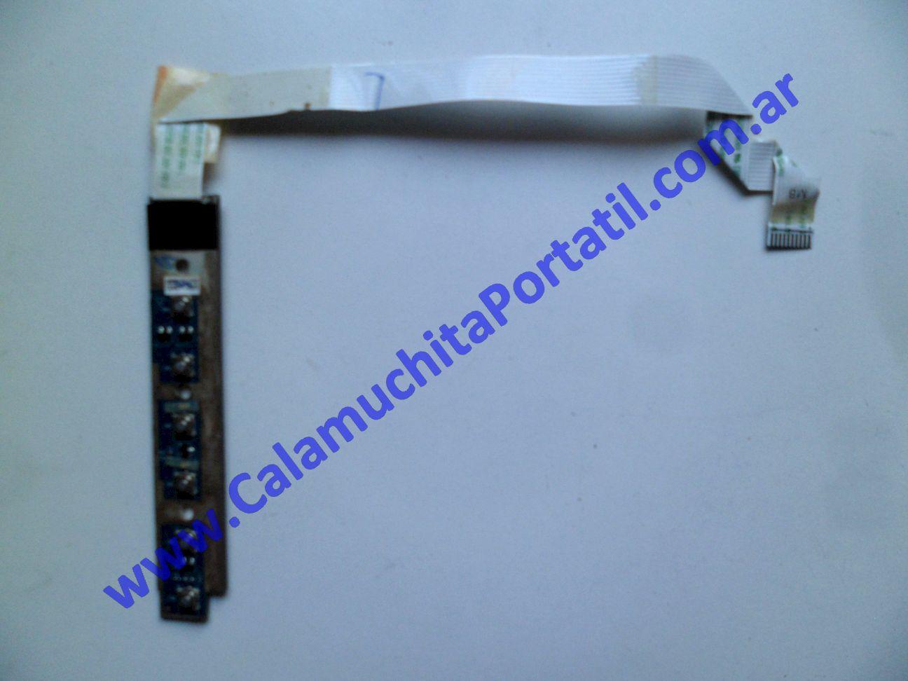 0401PAU Placa Auxiliar Acer Aspire 4535-5250 / KBLG0