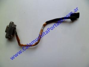 0406JVI Conector Video Toshiba Satellite L305D-SP6981A / PSLC8U-06QAR5