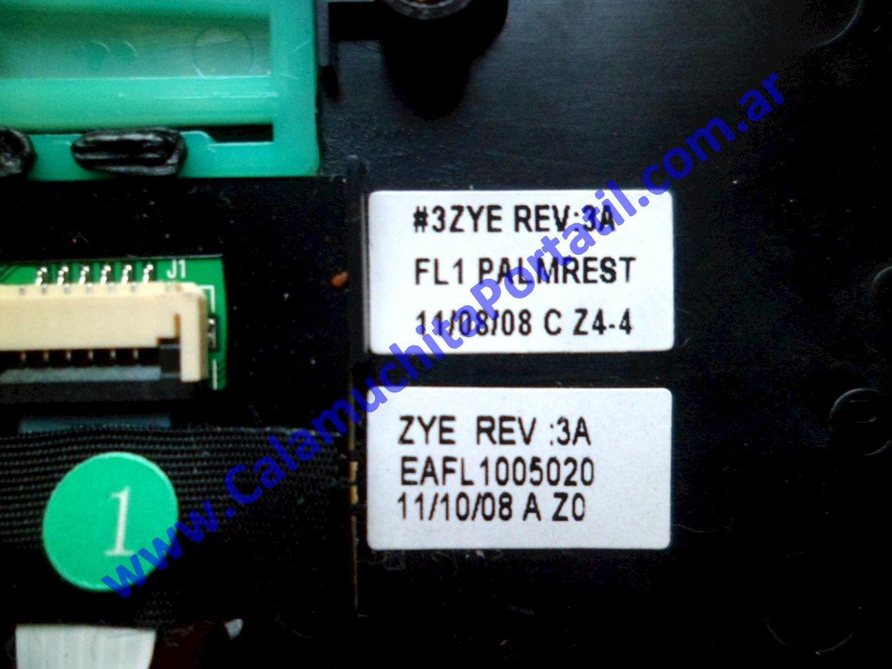 0417CTO Carcasas Touchpad Lenovo S10e / 4068