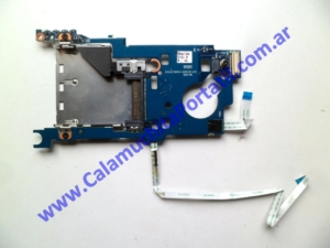 0419PPC Placa PCMCIA Hewlett Packard EliteBook 8460p / SM996UC#ABD